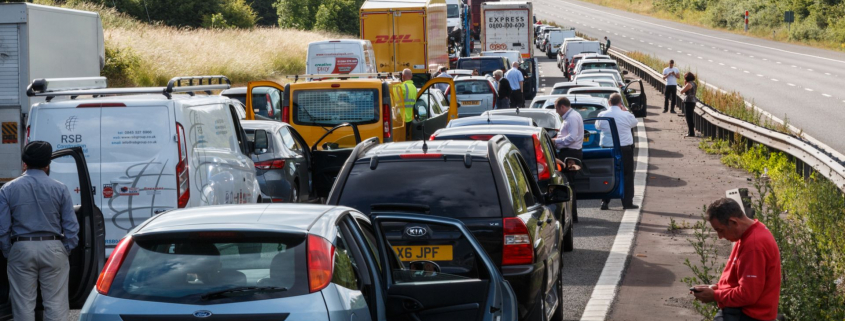 August bank holiday 2019 traffic