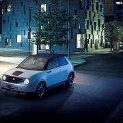Honda e prices revealed Frankfurt