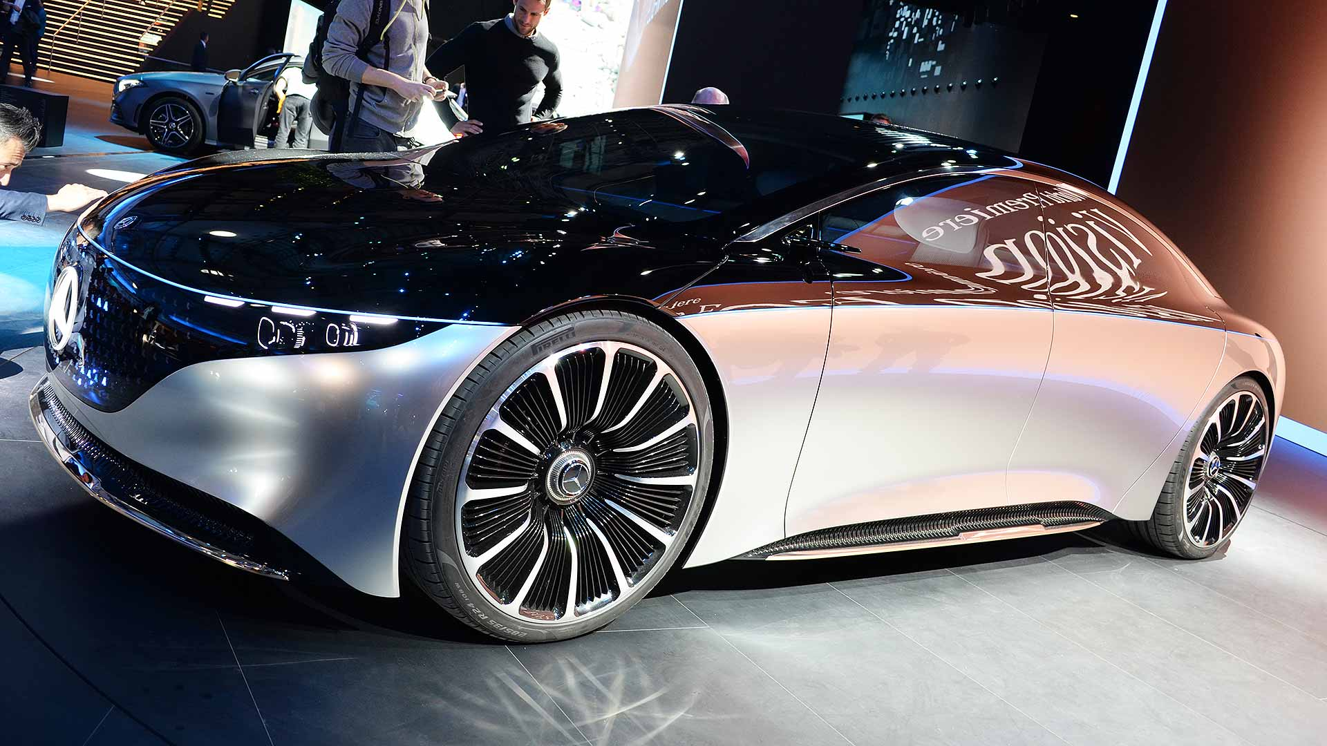 All the cars at Frankfurt IAA