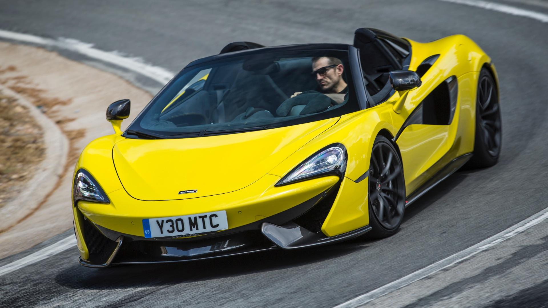 Sports car sales ranked