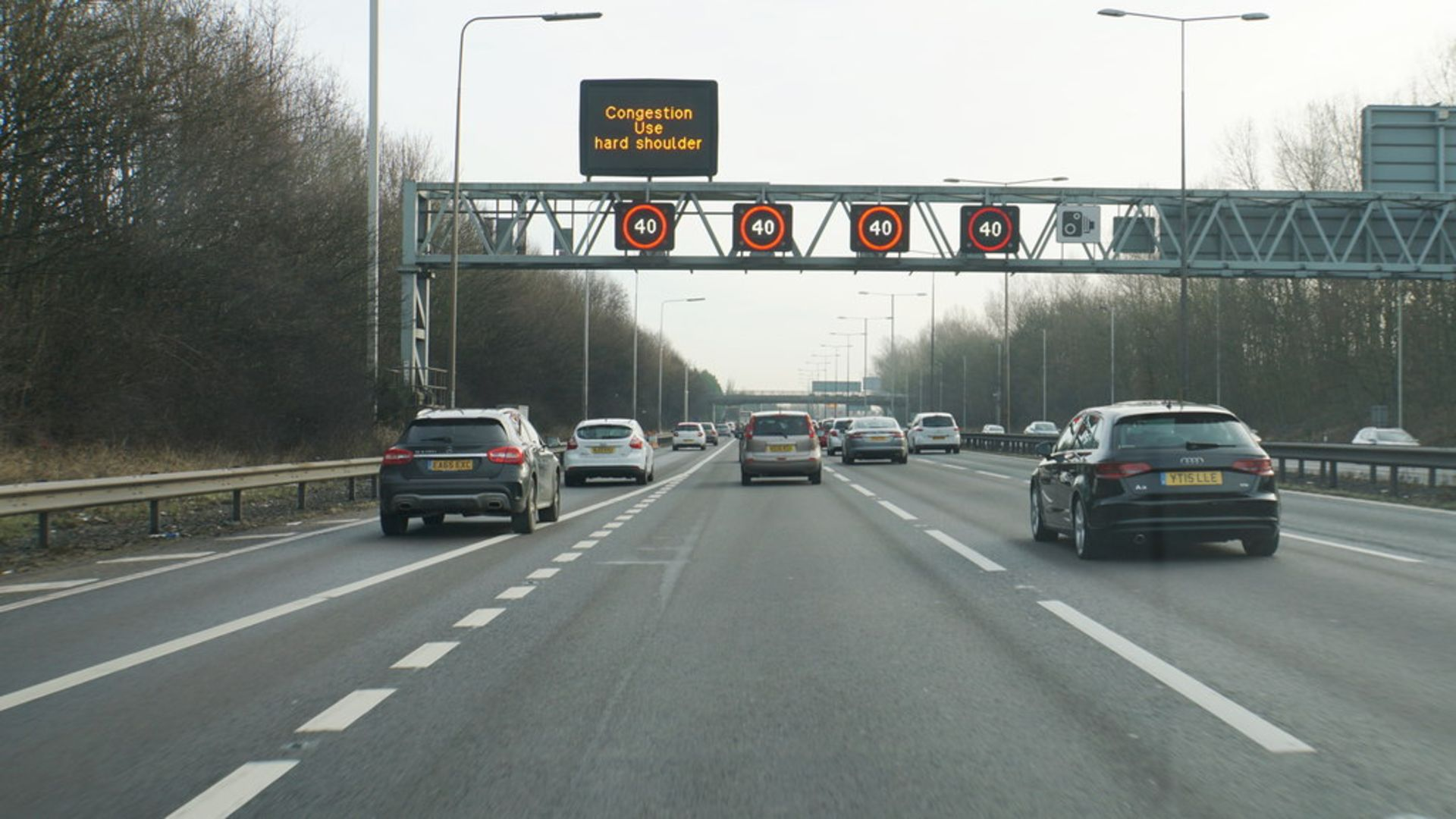 Smart motorways dangerous