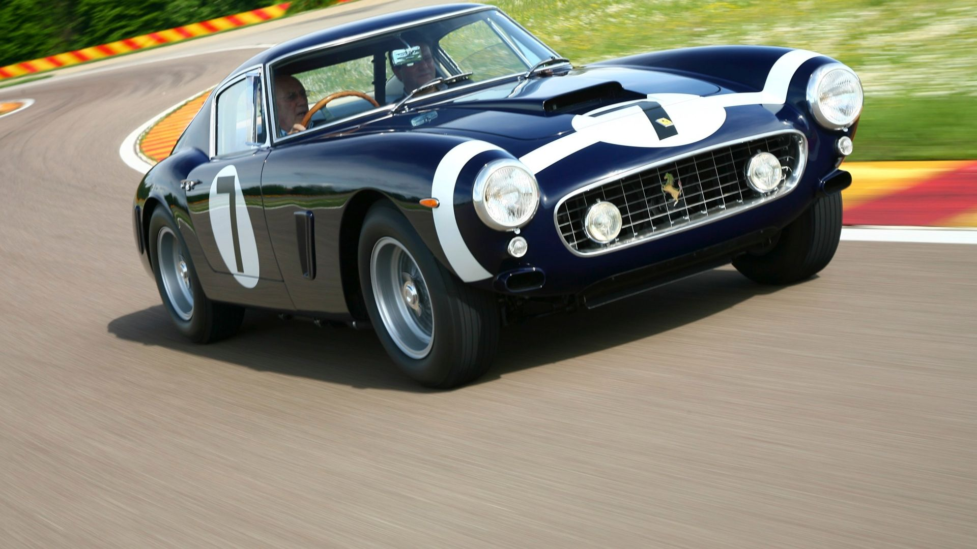 Ferrari 250 S plate for sale