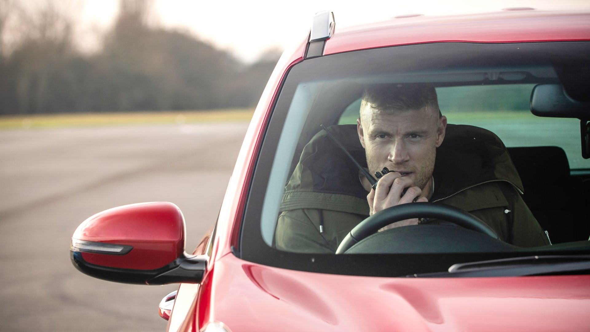 Freddie Flintoff Top Gear