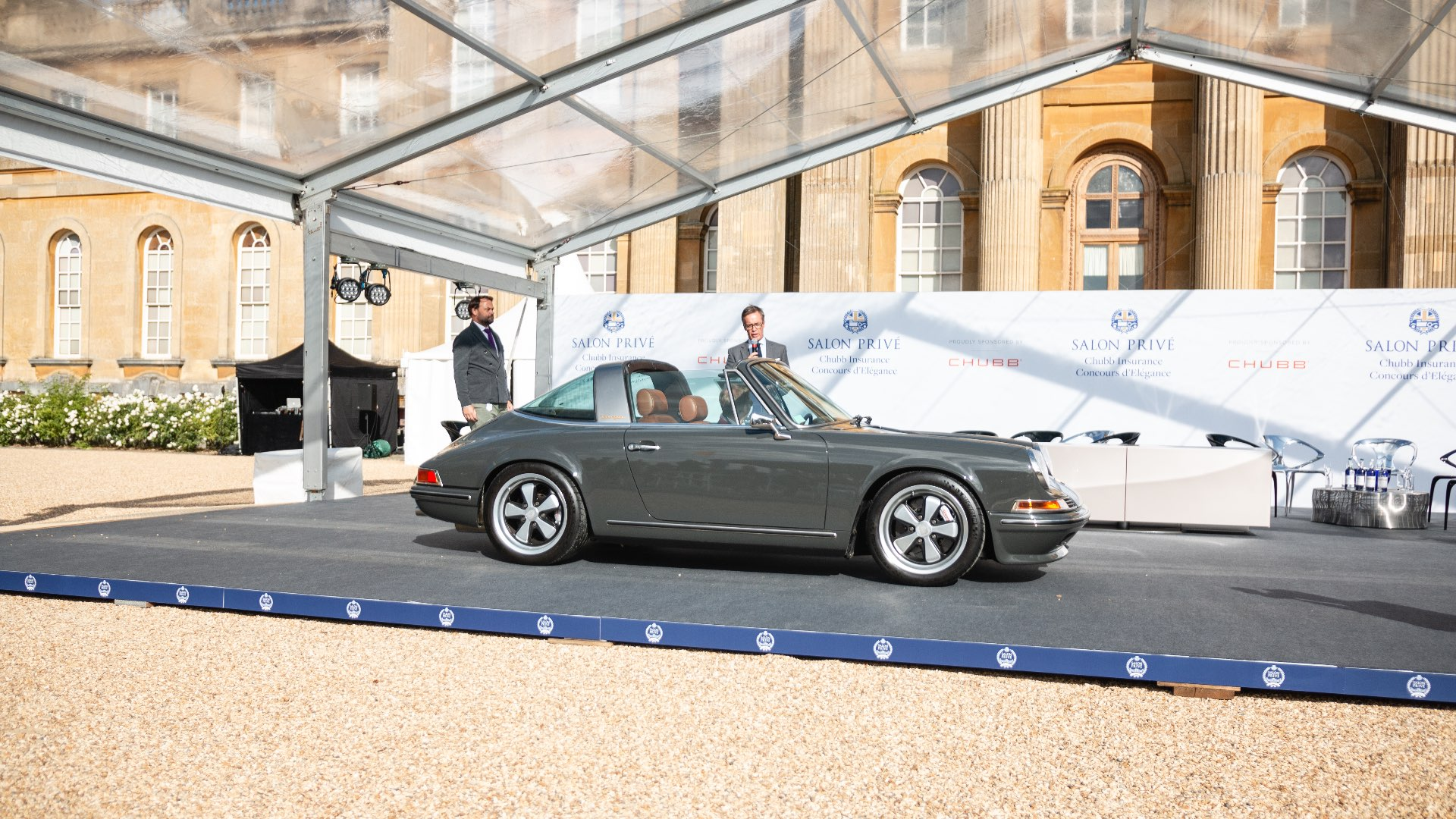 Salon Prive 2019