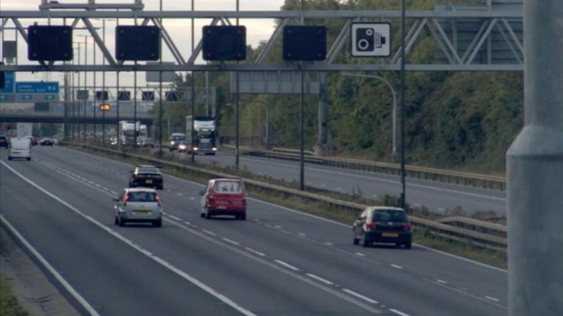 Smart motorway cameras always on
