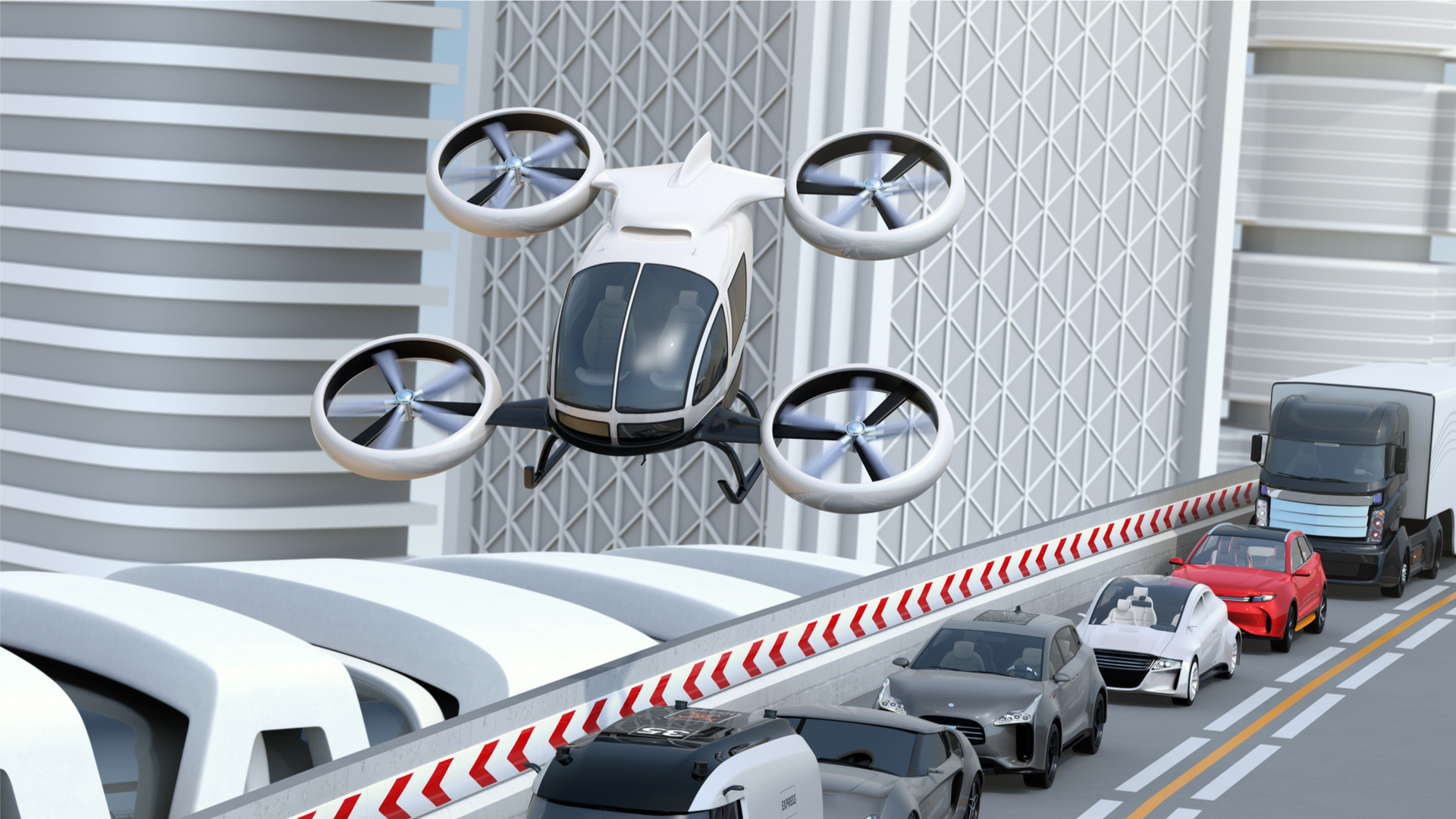 Hyundai recruits boss of Urban Air Mobility