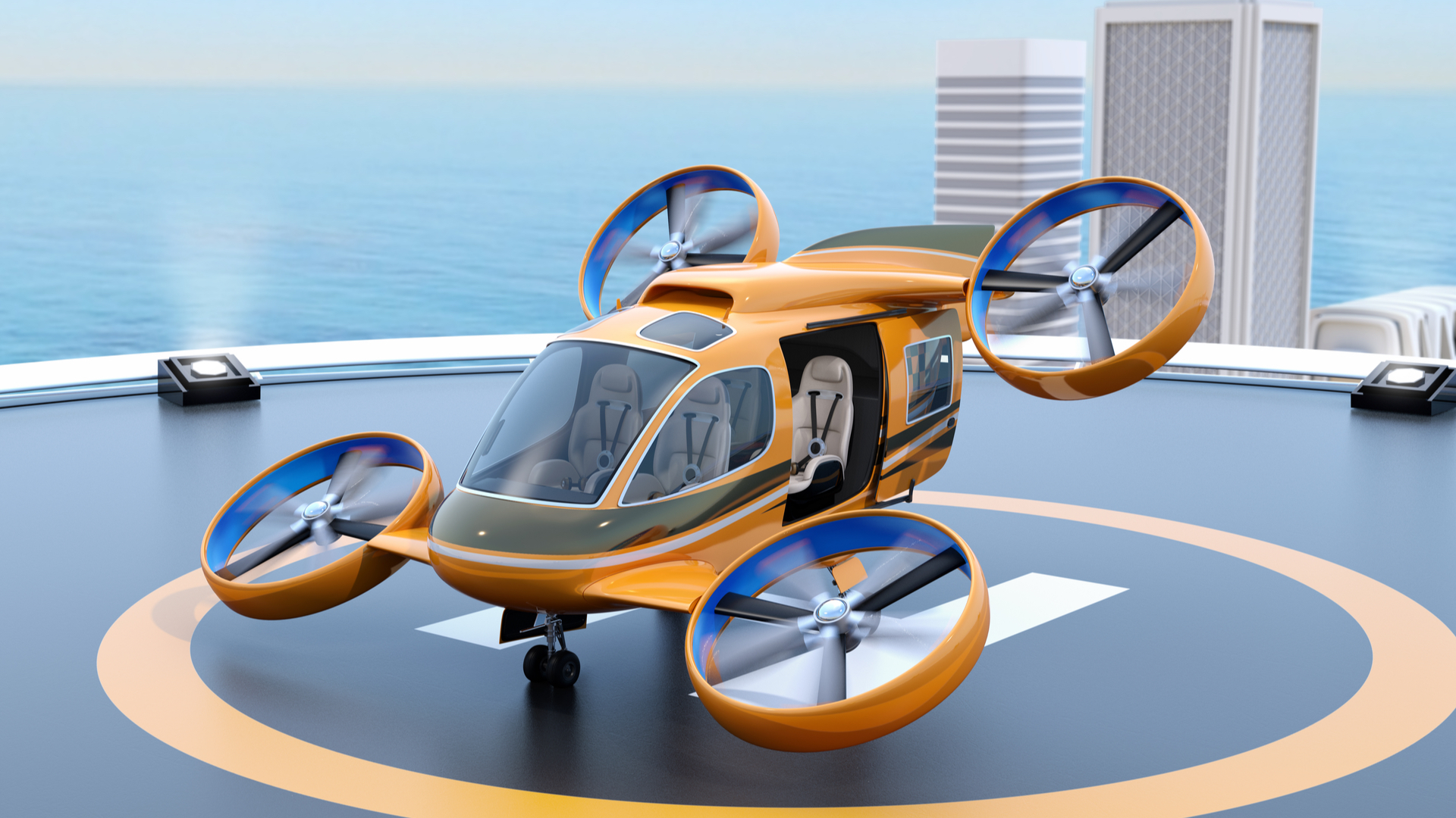 Hyundai recruits boss of flying cars