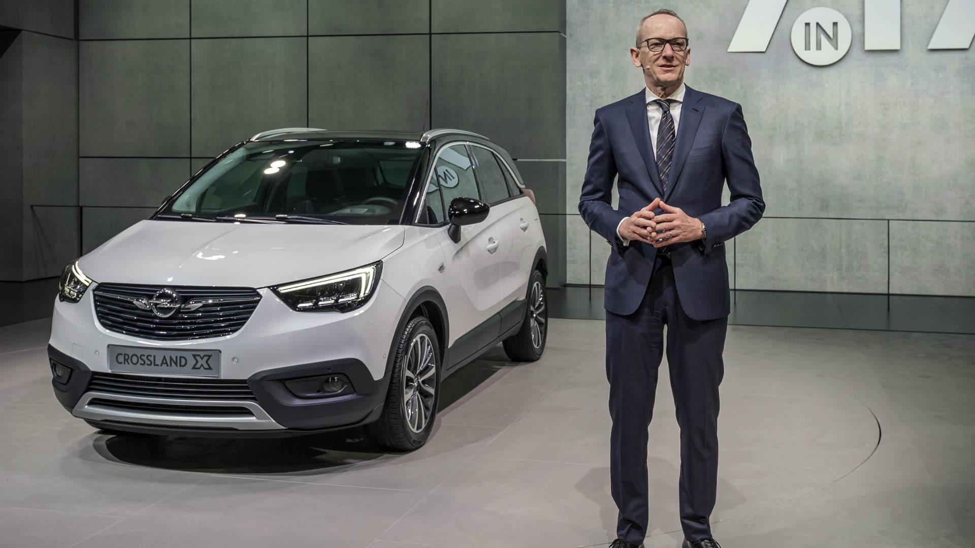 Karl Thomas-Neumann Opel