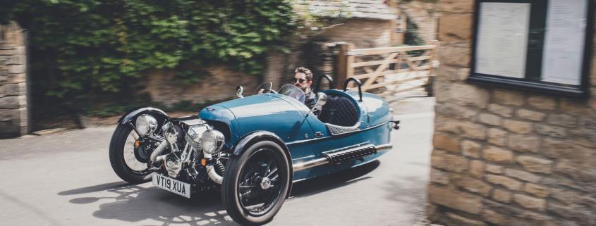 Morgan 3 Wheeler £3000 deal
