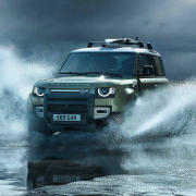 New 2020 Land Rover Defender