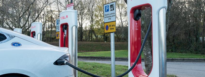 Tesla named best charging network 2019