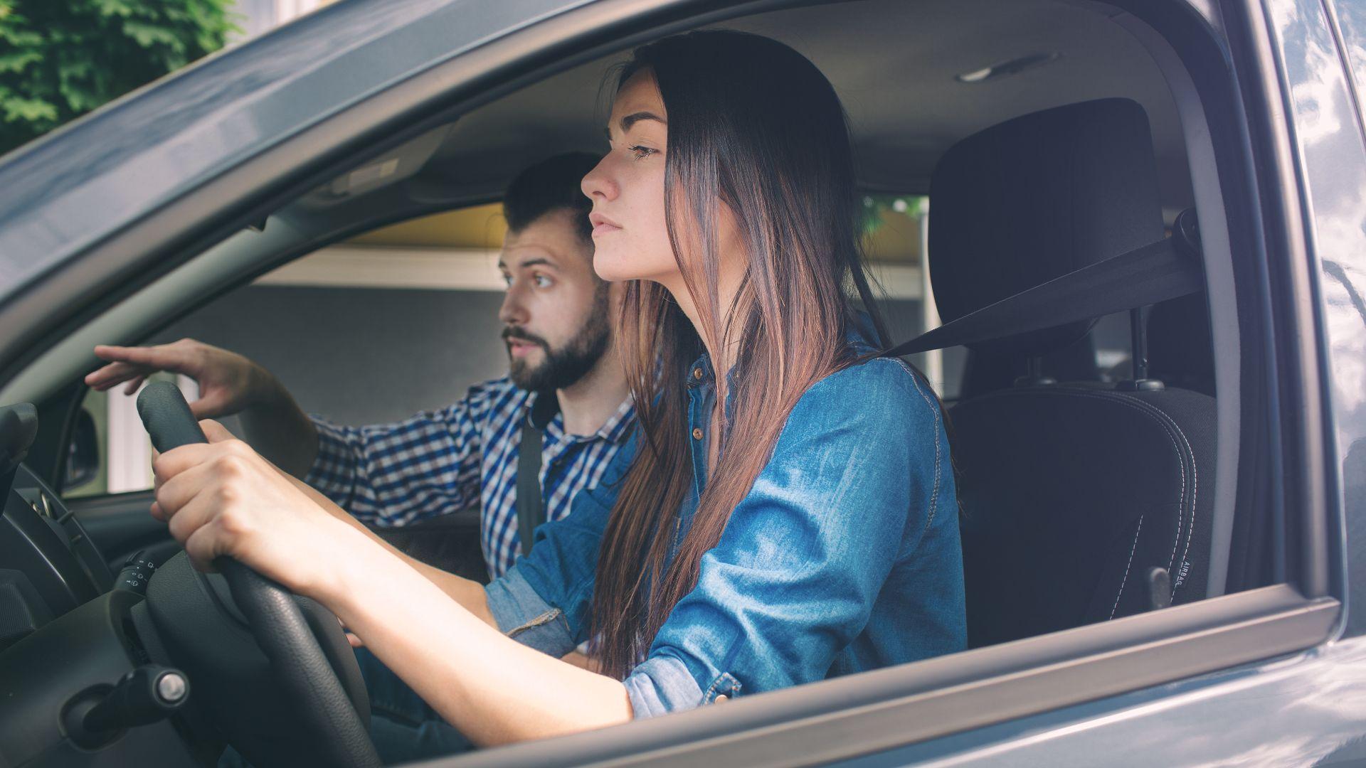 Reasons we fail driving tests