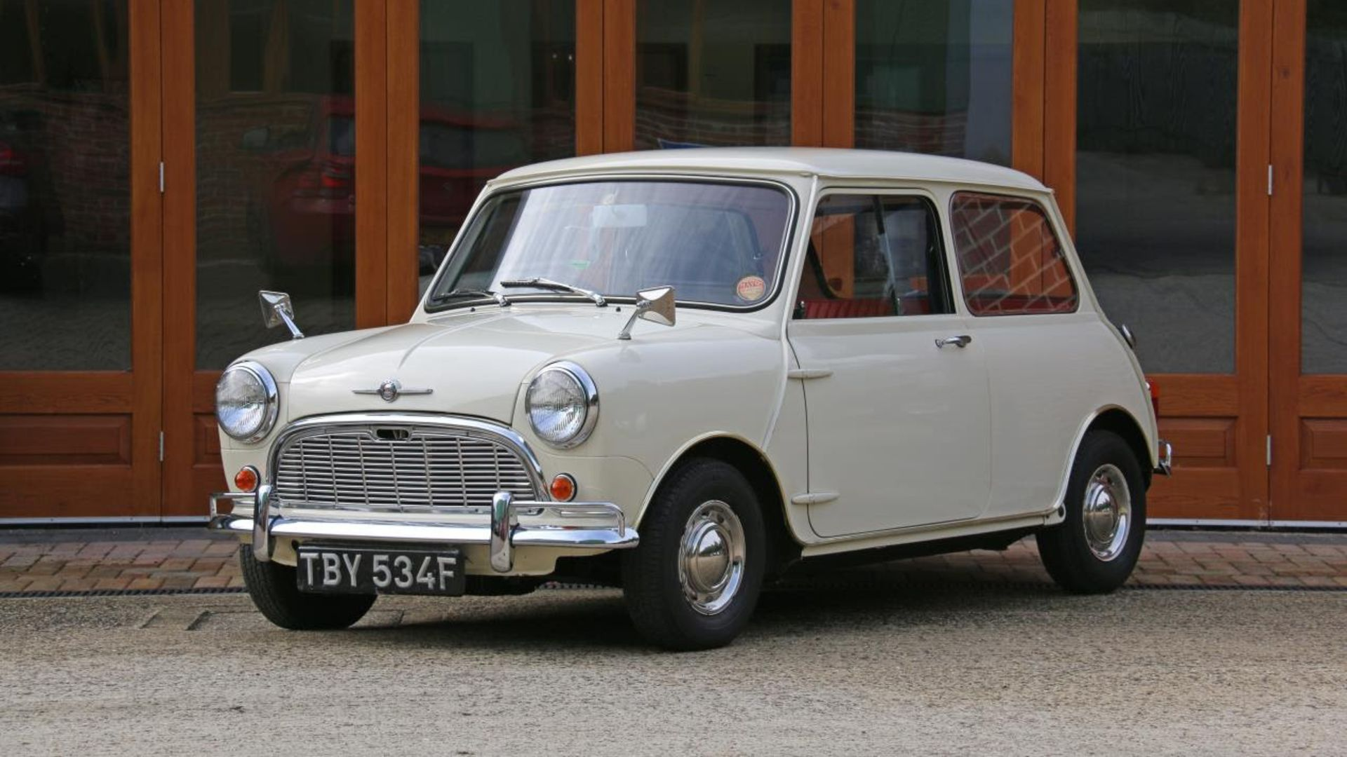 'World's most original Mini' is up for sale