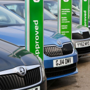 Nearly new most popular used cars