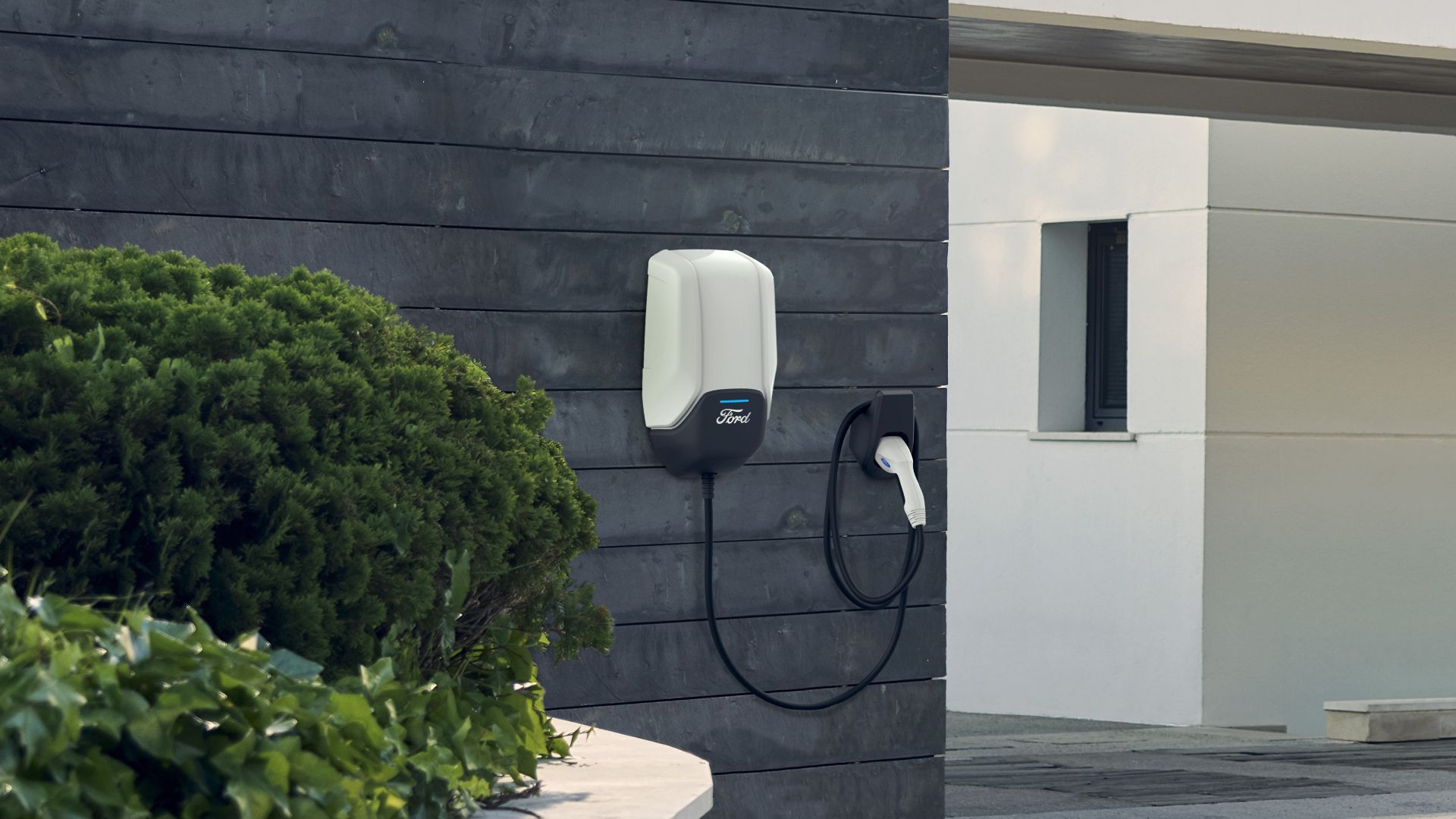 Ford Charging Solutions ecosystem
