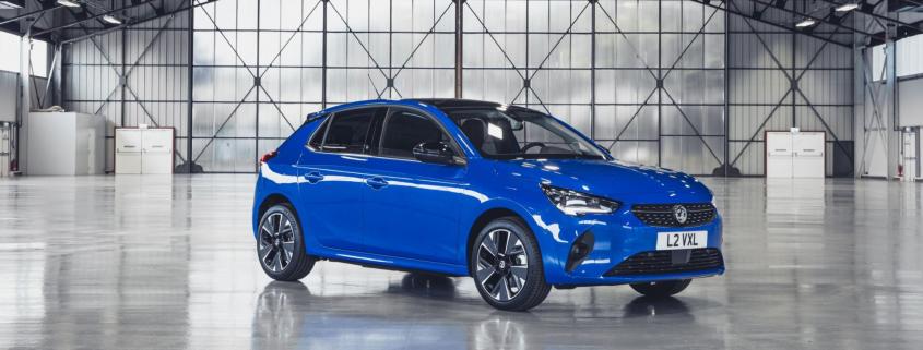 Vauxhall electric 2021 - 2024