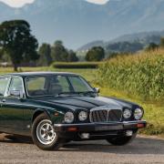 Queen's Daimler sells for £85,000