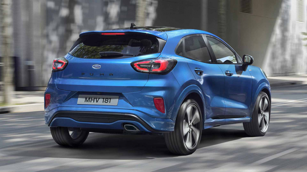 New Ford Puma Suv Now Open For Ordering From 20 845