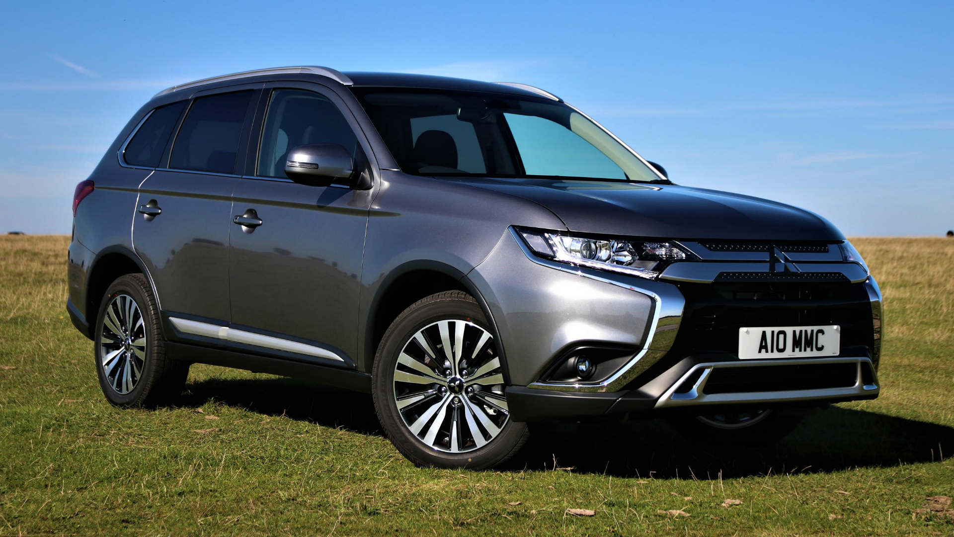 Mitsubishi Outlander 2020 Uk