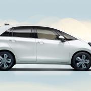 2020 new Honda Jazz