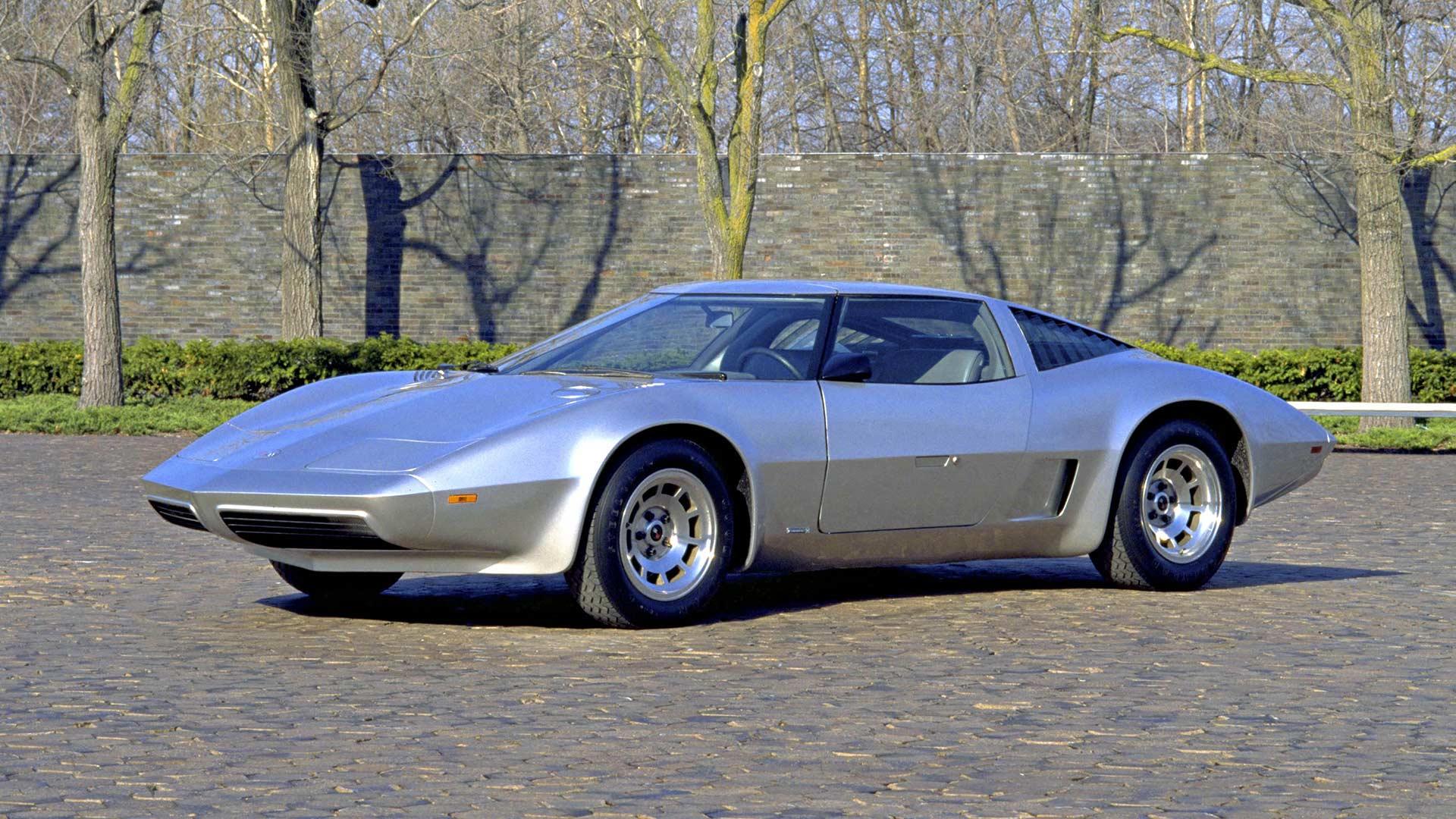 1976 Chevrolet Aerovette Concept