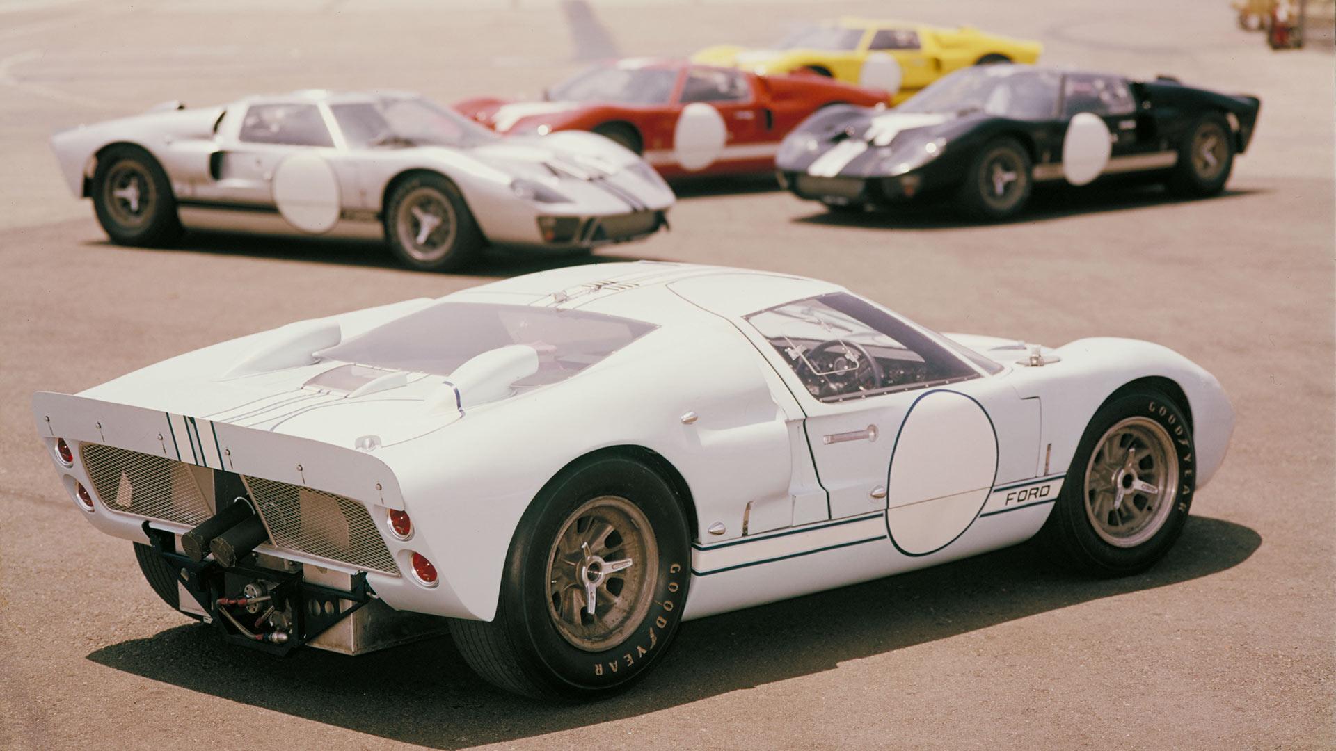 1966 Ford GT40 Mk II