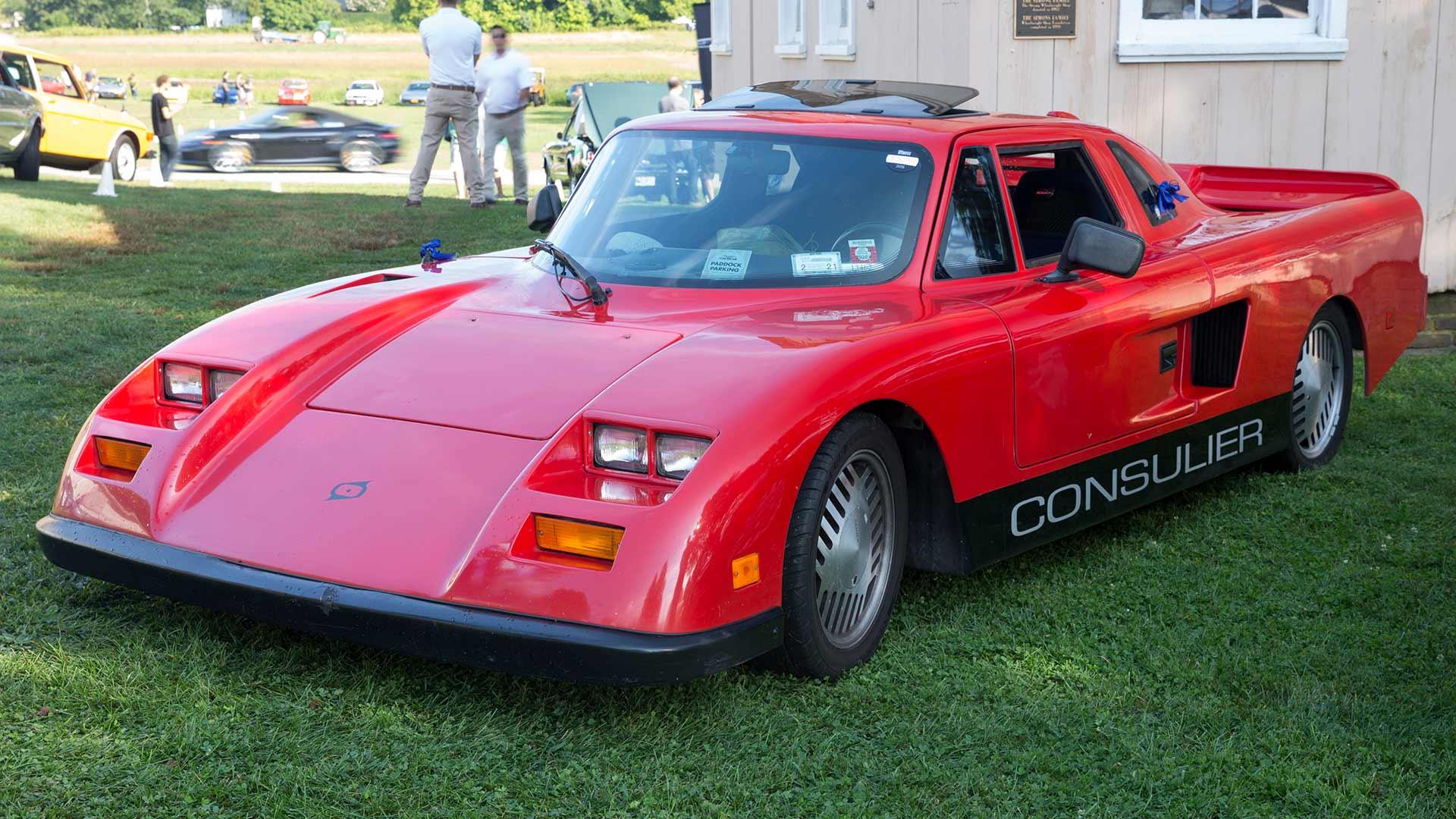 1985 Consulier GTP