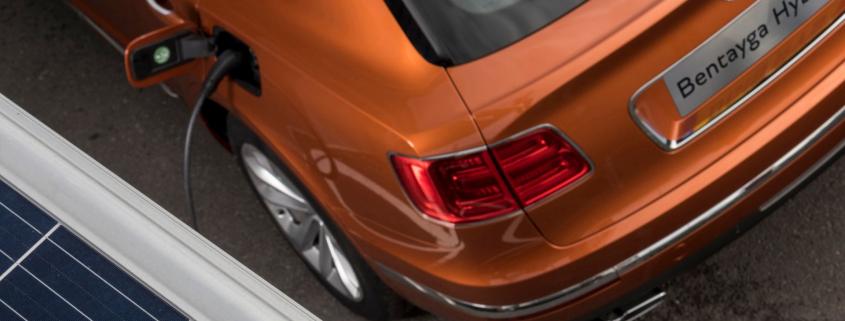 Bentley carbon neutral factory