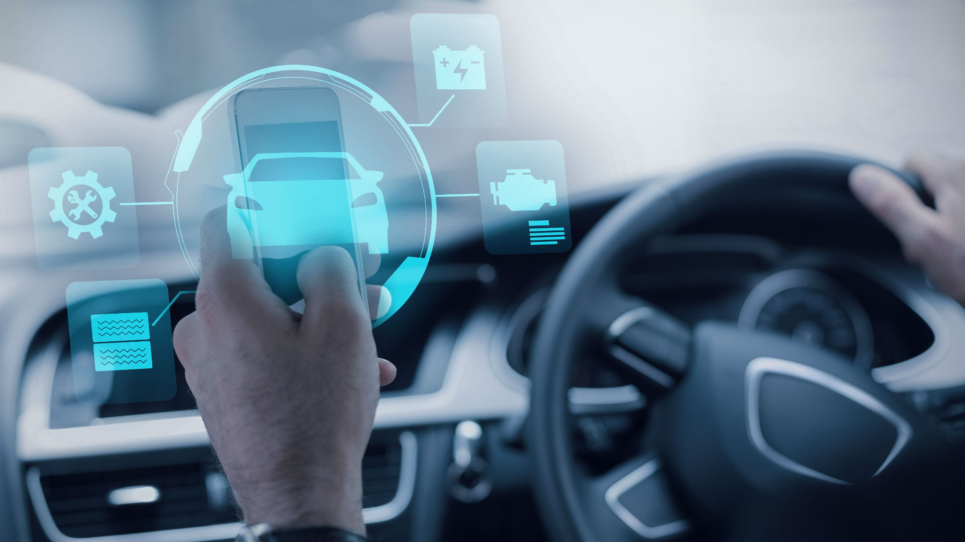 Connected cars are computers on wheels