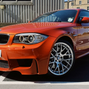 Delivery mileage BMW 1 Series M Coupe