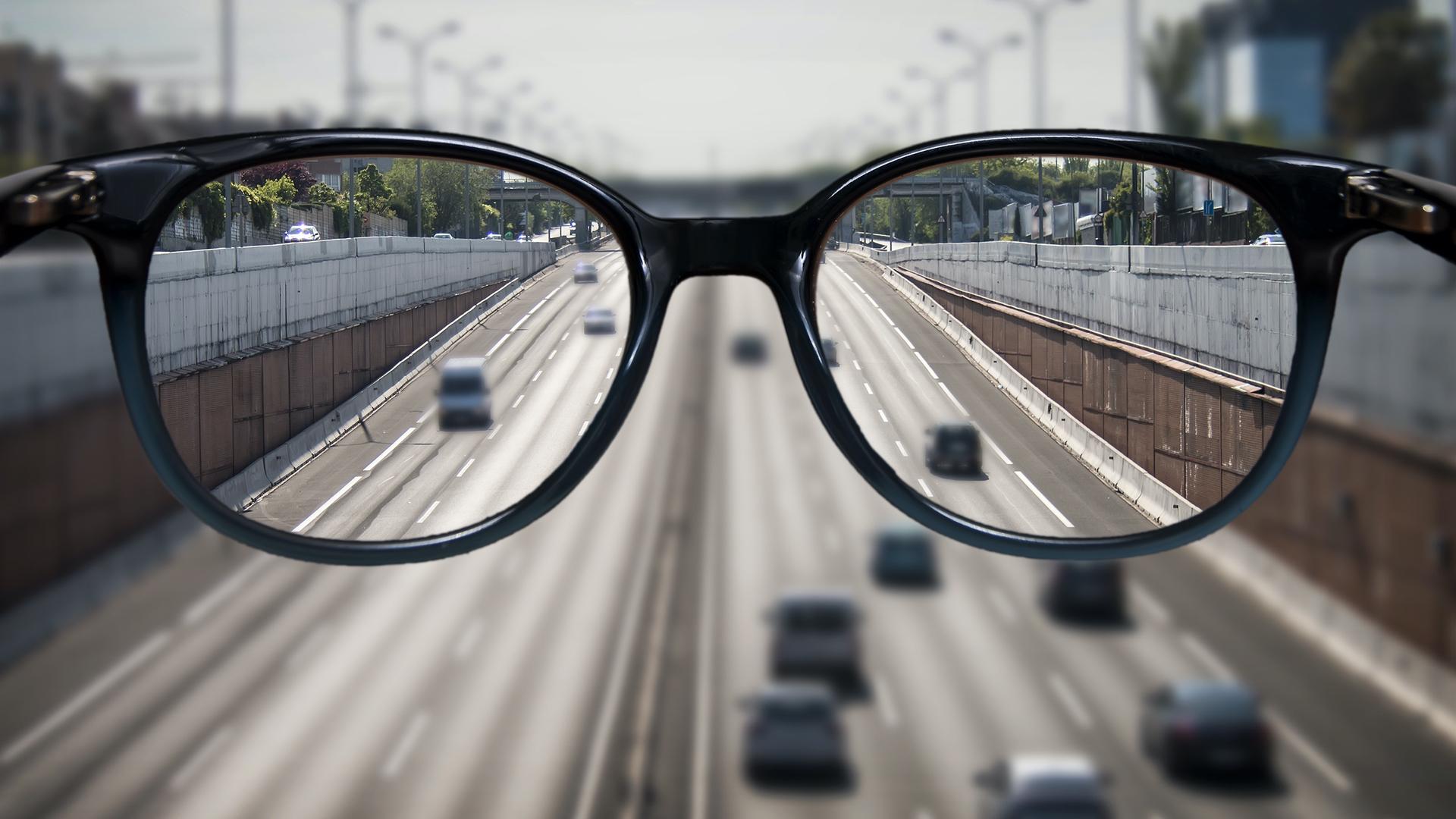 Driver eye test not fir for purpose