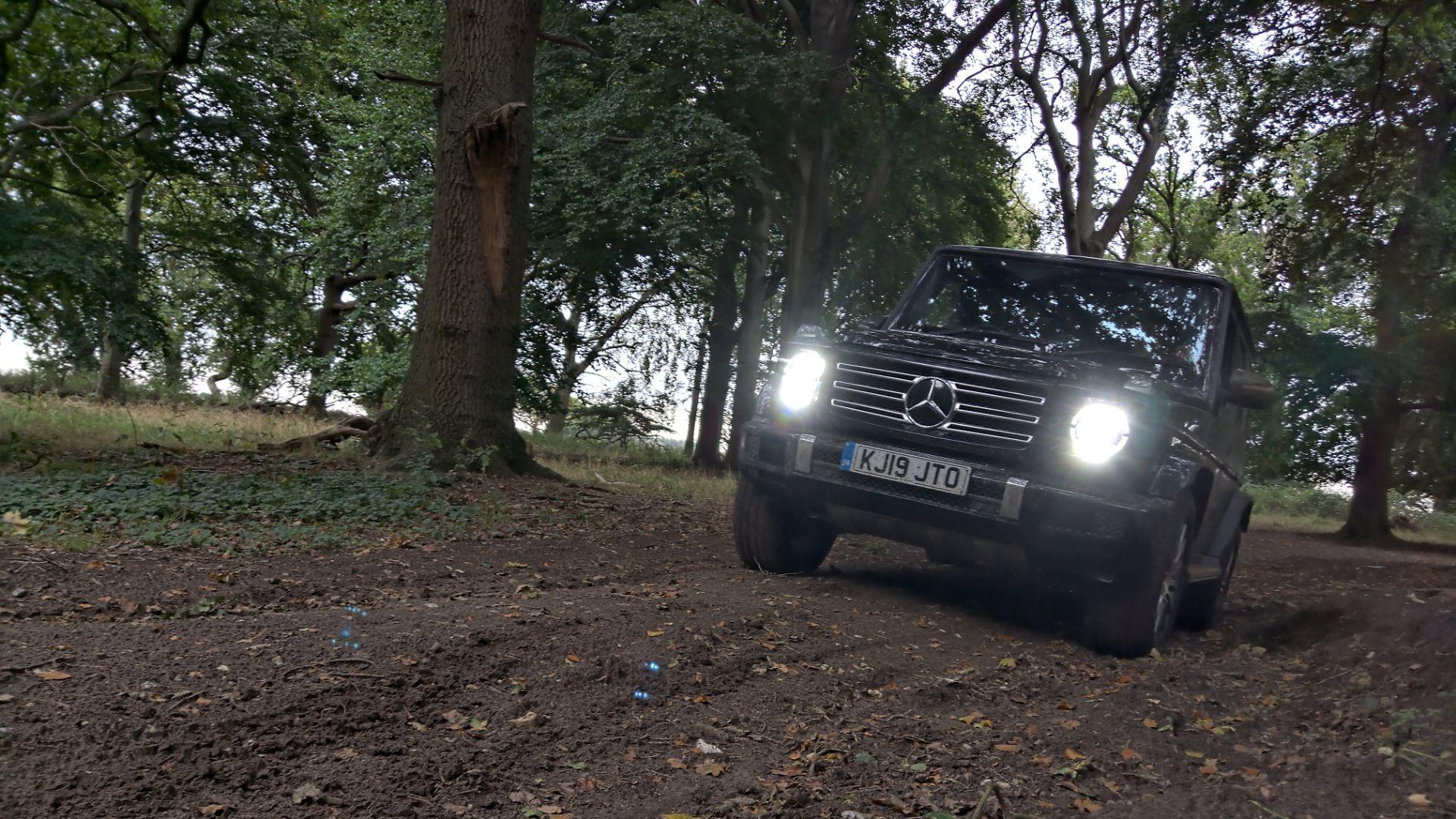Mercedes G-Class G350 review 2019