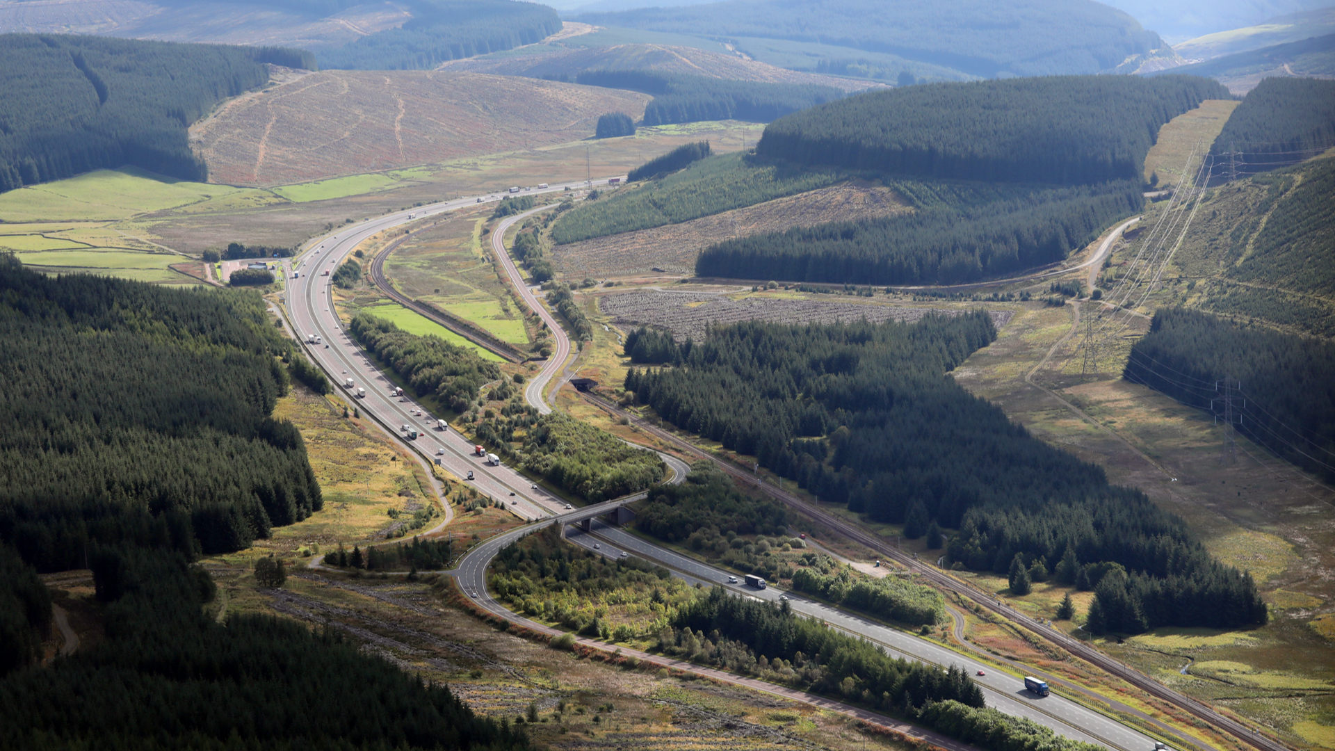 Is M74 the best motorway