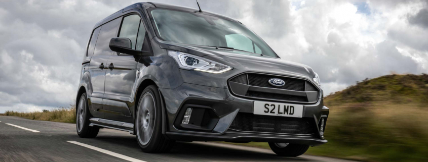 MS-RT Ford Transit Connect review