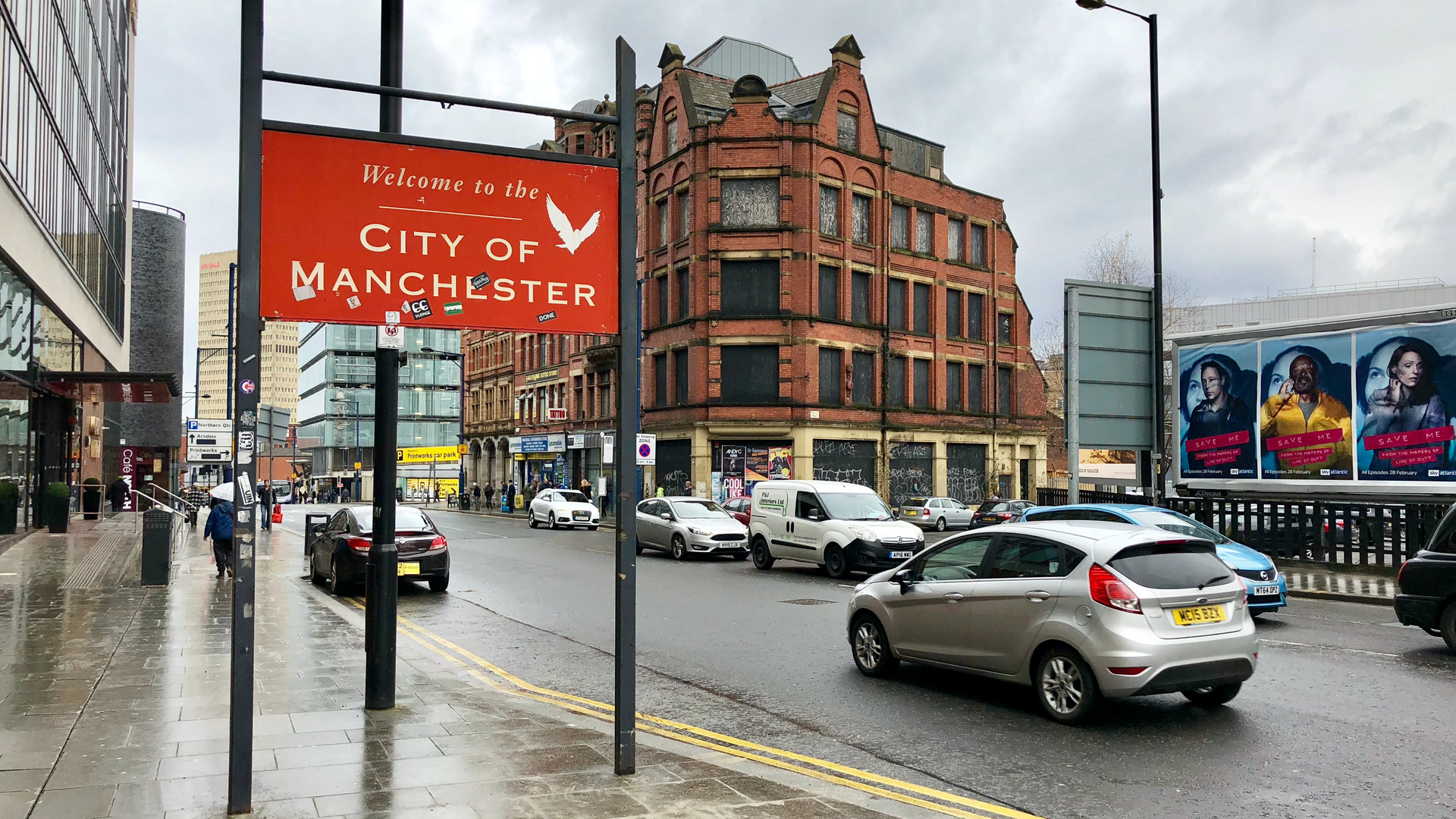 Manchester is the most expensive place to own a car