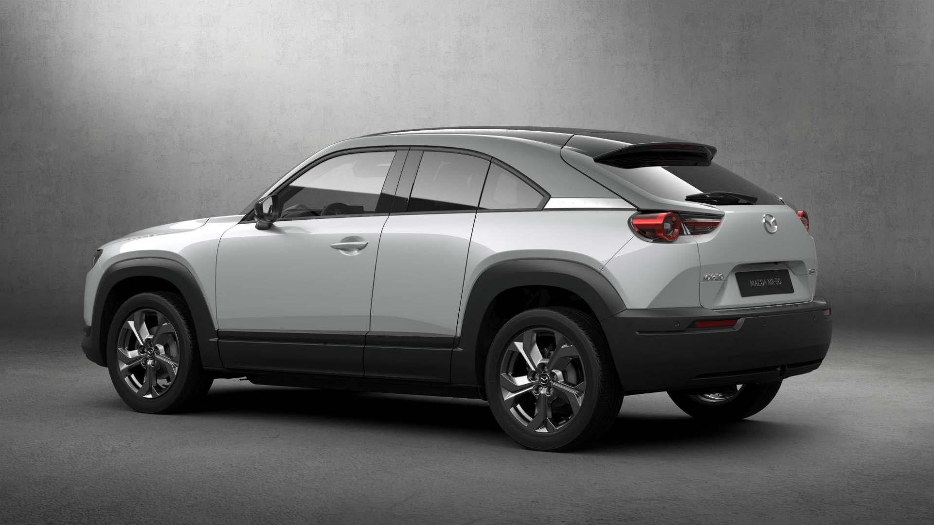 Mazda MX-30 rear
