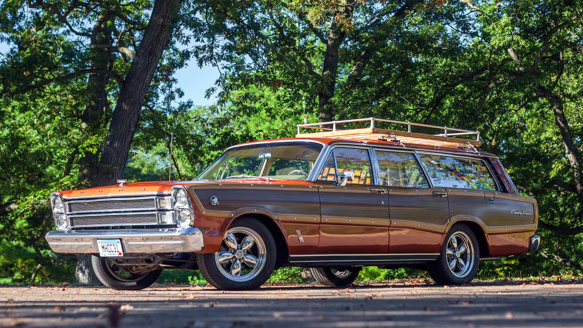 Classic Muscle Cars And Trucks Set For Auction In The Windy City Motoring Research