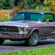 Mecum 1967 Ford Mustang She Country