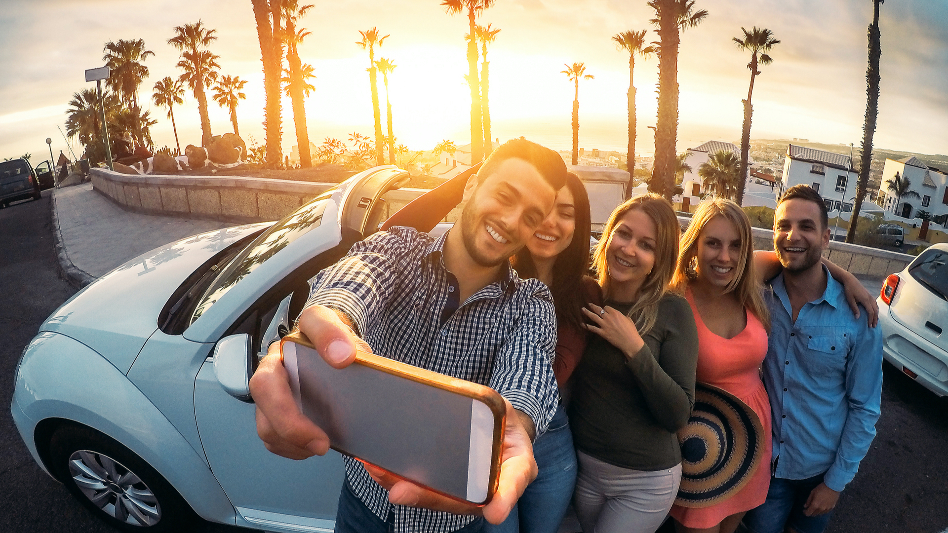Millennials will keep the car alive