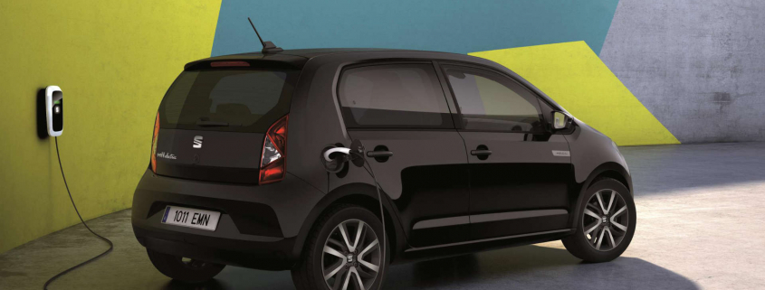 Seat Mii Electric available to order