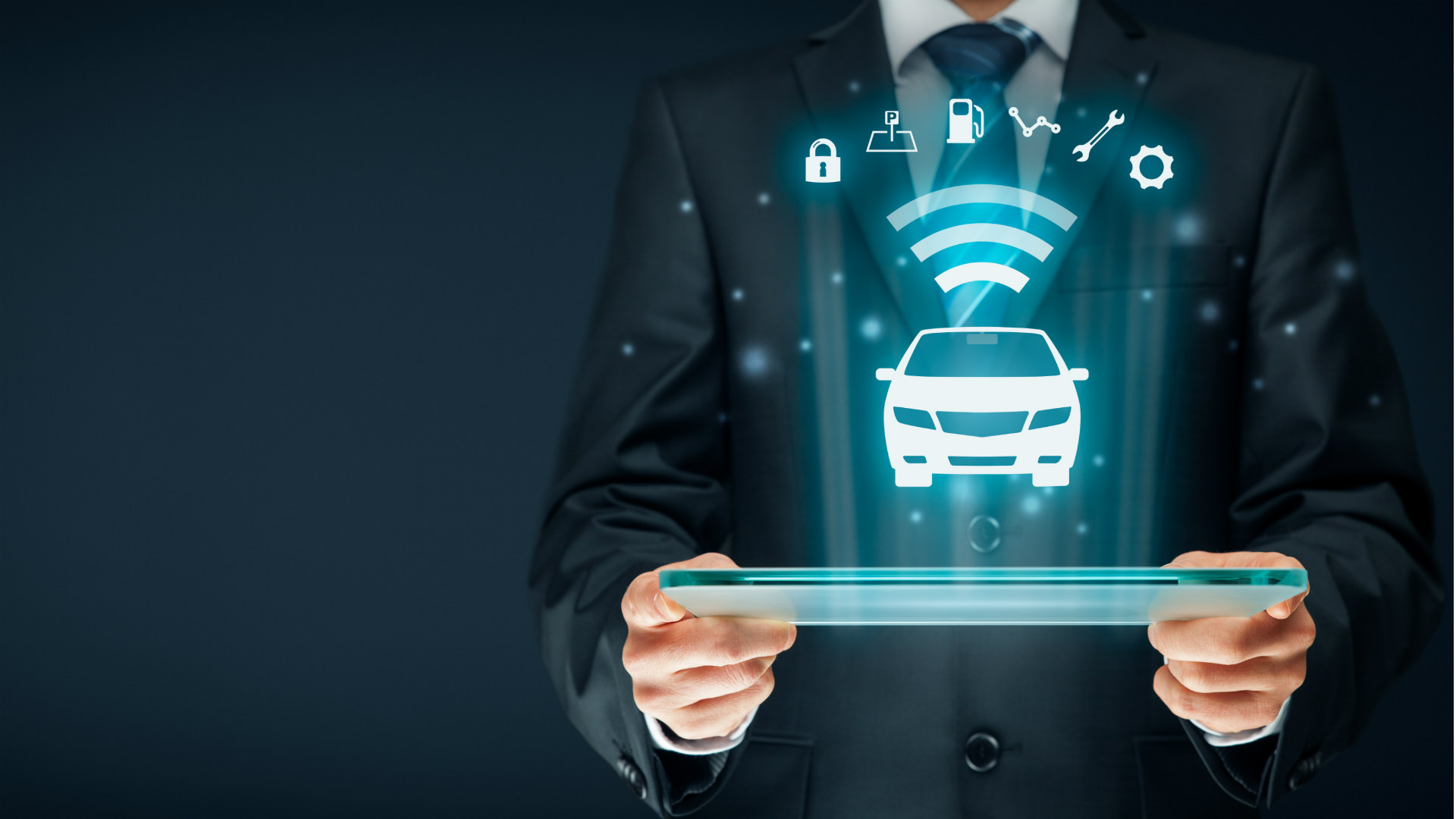 The rise of the connected car and what it knows about you