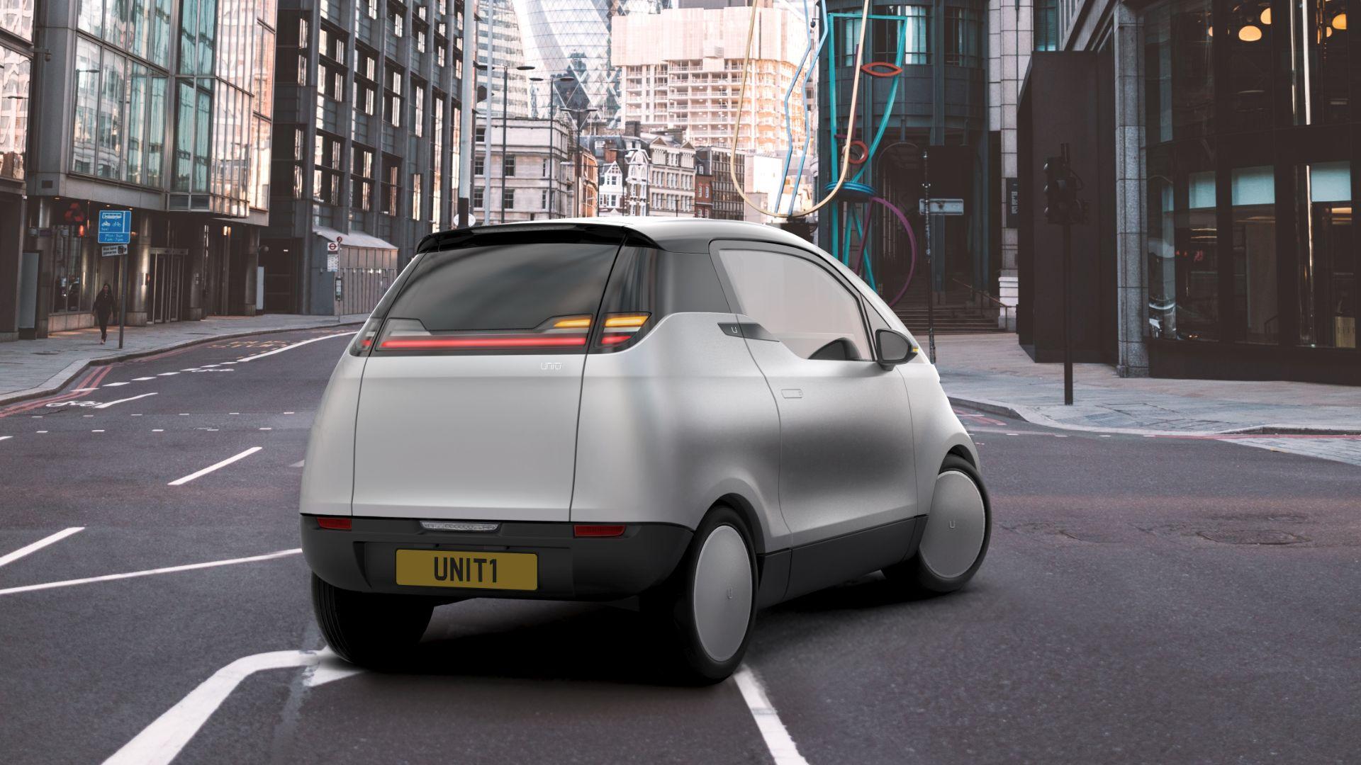 Uniti One electric car