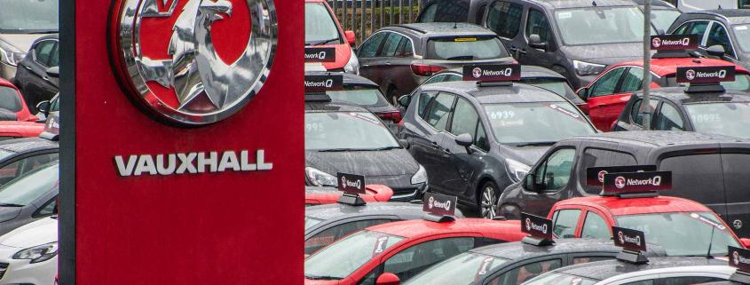 Vauxhall Corsa best-selling car in September