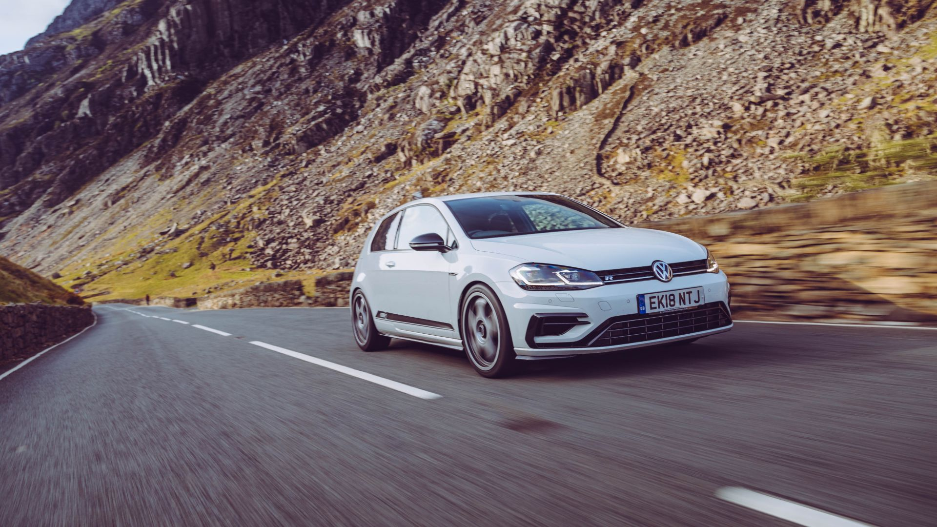 Volkswagen Golf R M52 review