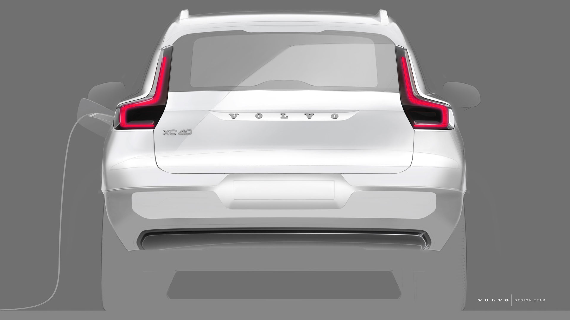 electric Volvo XC40 is coming