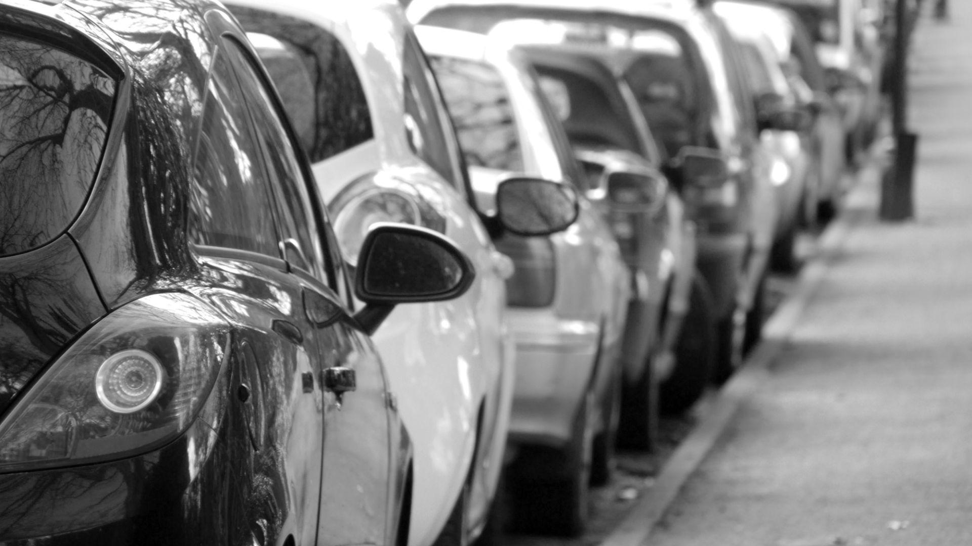City parking UK