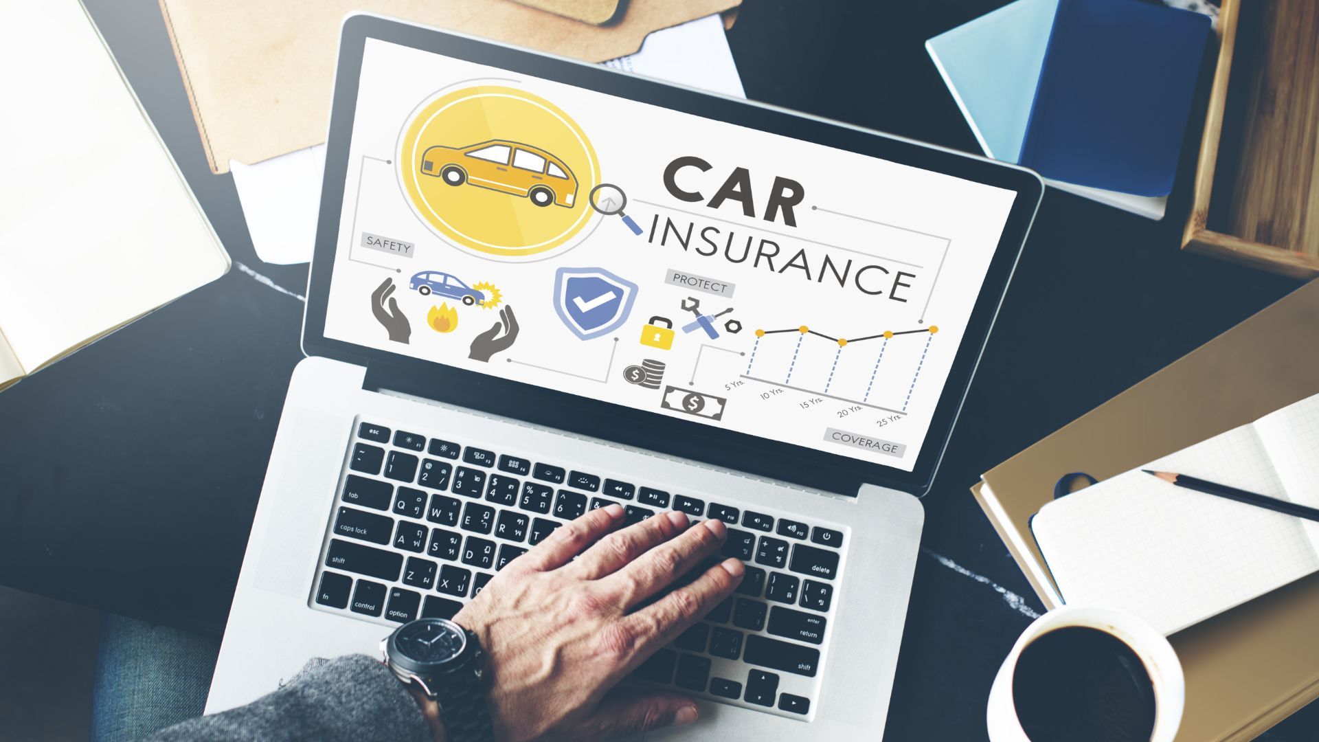 Saving car insurance renewal