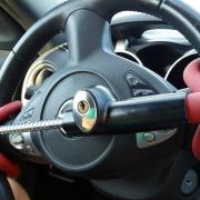 Steering lock sales double