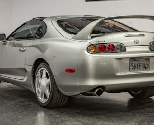 Toyota Supra £385,000