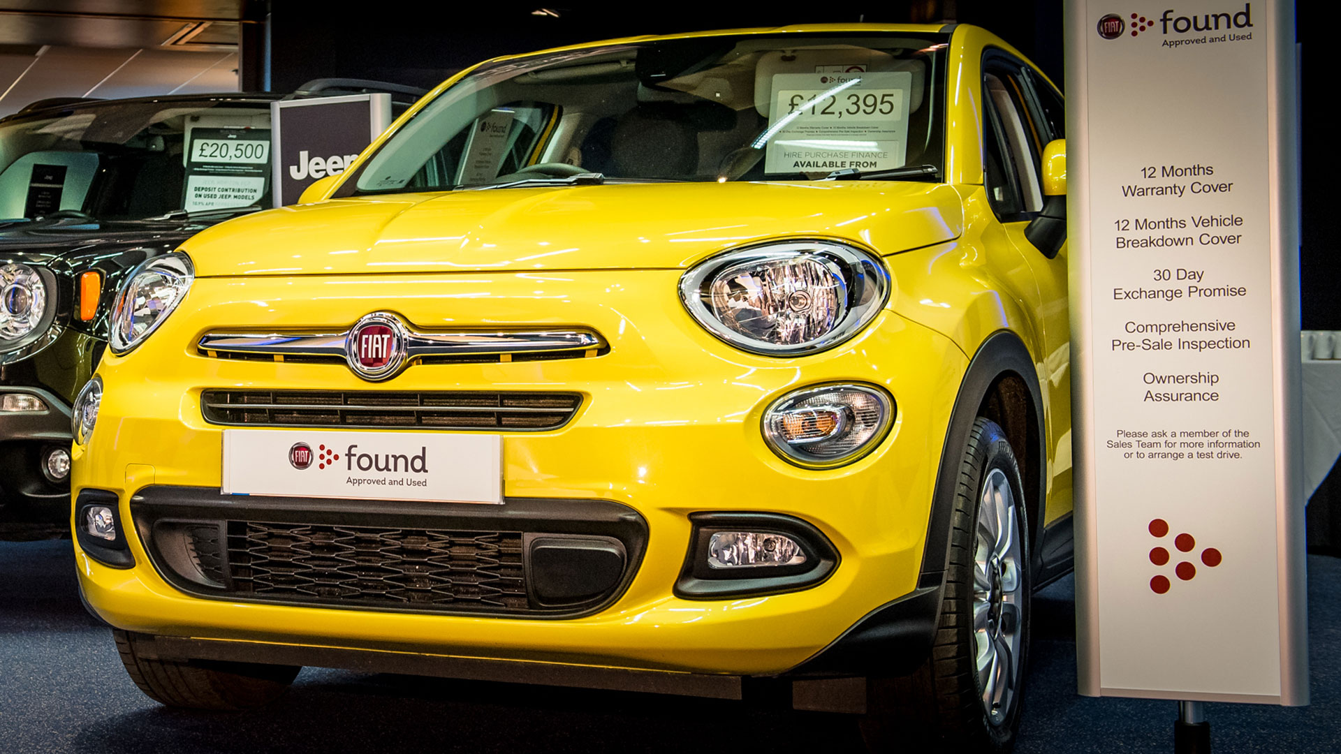 Fiat Found Approved
